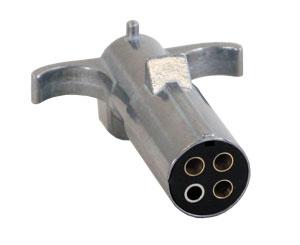 4 Pole (Round) Pin Type P/N 34363