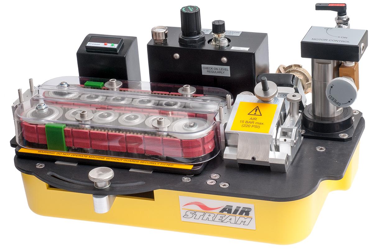 Pneumatic AirStream Cable Blowing Machine - General Machine